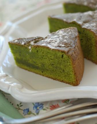 green_tea_cake