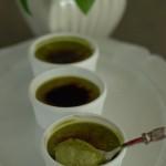 抹茶のクレームブリュレmini