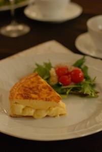 チーズのクルスタッドカット